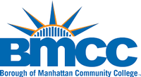 Borough of Manhattan Community College (CUNY) Logo